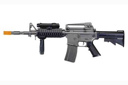 Automatic Electric Gun AEG BOYI Airsoft Rifle M16 BI-3081A