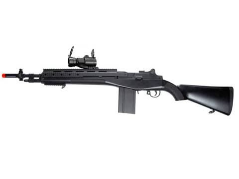 TSD Sports M100 Spring Action Sniper Airsoft Rifle