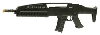 Spring XM8 Pump Action Rifle FPS-250 Collapsible Stock Airsoft Gun