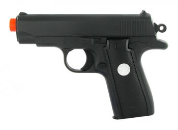 Spring Metal Compact .45 Style Pistol FPS-215 Airsoft Gun