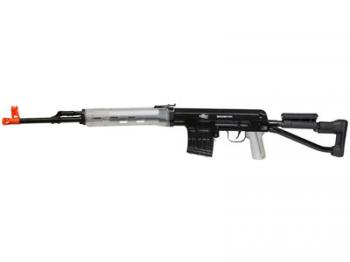 Aftermath Dragunov Airsoft Sniper Rifle, Clear FPS 400