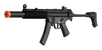 CYMA Electric Full Metal Blow Back MK5 SD6 SMG FPS-500 Collapsible Stock Airsoft Gun