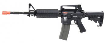 Electric G&G Combat Machine M16 Carbine Rifle FPS- 420 Airsoft Gun