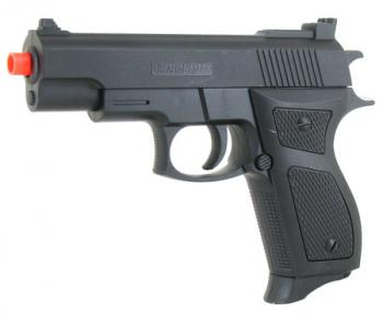 Spring UK Arms M777B Knight Pistol FPS-190 Airsoft Gun