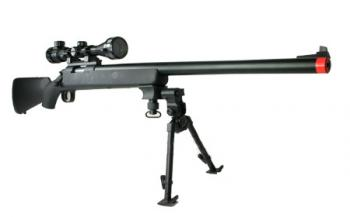 Spring Jing Gong Bolt Action 10 Sniper Rifle FPS-400 Airsoft Gun