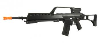 Electric Jing Gong G36 Sniper Rifle FPS-445 Airsoft Gun