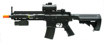 Electric Tactical M4 Assault Rifle FPS-315 Electric Sight, Laser, Flashlight Airsoft Gun