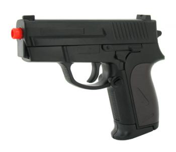 Spring P618 Pistol, FPS-125, Subcompact, Concealable Airsoft gun
