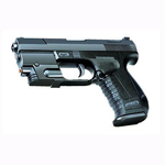 Spring A&K Airsoft Pistol Gun with Red Laser AK-035R