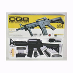 Electric DBoys M4-3081D CQB Rifle FPS-280 Collapsible Stock, Fore Grip Airsoft Gun