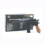 CYMA Spring Full Metal Mauser C-96 Model 712 Pistol FPS-280 Airsoft Gun
