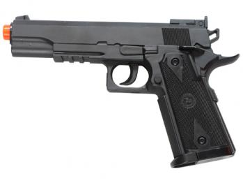 TSD Sports SD1911 CO2 Non-Blow Back Pistol - Black