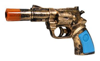 Spring Antique Pirate Pistol FPS-50 Airsoft Gun