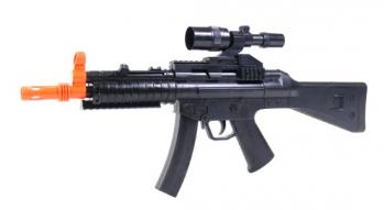 Spring CYMA P015D Tactical MP5 Rifle FPS-280 Airsoft Gun